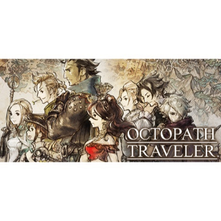 OCTOPATH TRAVELER (Steam Global key)  Instant