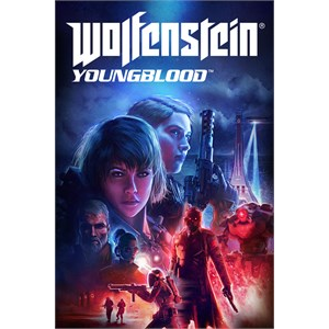 Wolfenstein: Youngblood Normal Edition(Xb1 Code) instant