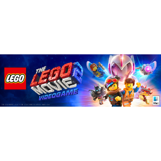 The LEGO Movie 2 Videogame (Steam Global Key) instant