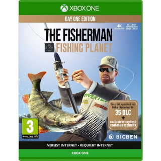 The Fisherman: Fishing Planet (Xb1 Code) instant