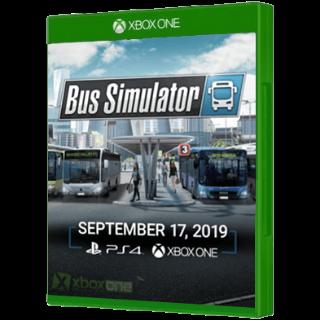 Bus Simulator + PreOrder bonus (Xb1 Code) instant