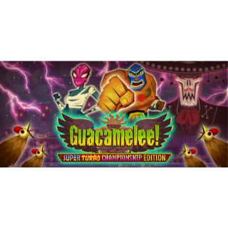Guacamelee! Super Turbo Championship Edition Wii U