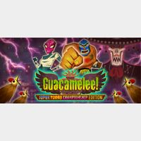 Guacamelee! Super Turbo Championship Edition Wii U