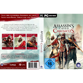 Assassin's Creed Chronicles Trilogy Uplay (PC)