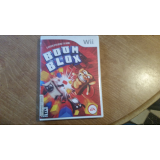 Mario Galaxy and Boom Blox
