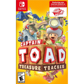 Captain Toad: Treasure Tracker - Nintendo Switch [Digital]