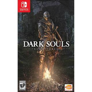 Dark Souls: Remastered - Nintendo Switch [Digital]