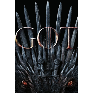 Game of Thrones: The Complete Eighth Season Digital Code ( Vudu Code )