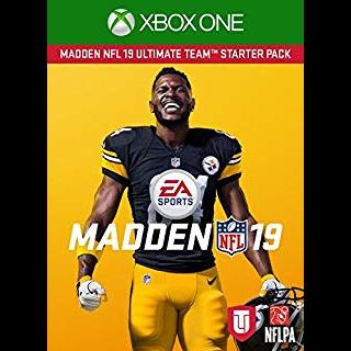 Madden NFL 19 Xbox One Digital