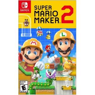 Super Mario Maker 2 - Nintendo Switch [Digital]