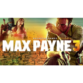 Max Payne 3 + Max Payne 3: Rockstar Pass