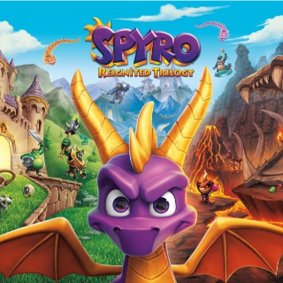 Spyro Reignited Trilogy Steam Key