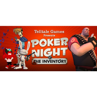 Poker Night at the Inventory Steam Key