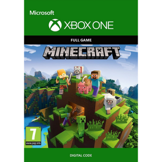 Minecraft Xbox One Game CDKEY GLOBAL