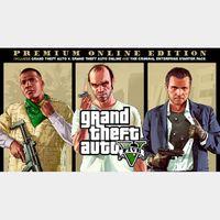 Grand Theft Auto V - Gta V Premium Online Edition