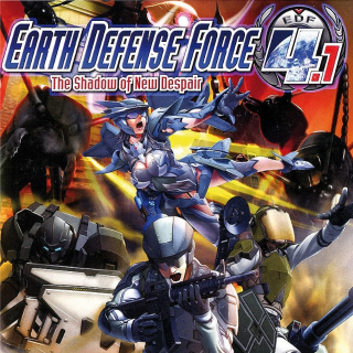 Earth Defense Force 4.1 + All 18 DLCs - Steam - INSTANT