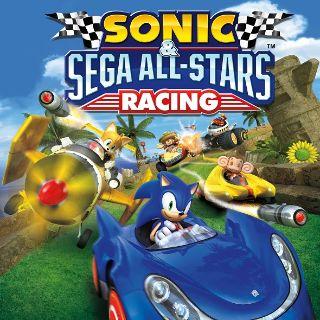 Sonic & SEGA All-Stars Racing - INSTANT