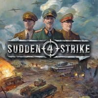 Sudden Strike 4 - LINK