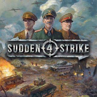 Sudden Strike 4 - LINK