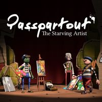 Passpartout: The Starving Artist - INSTANT