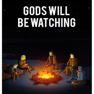 Gods Will Be Watching - Steam - INSTANT