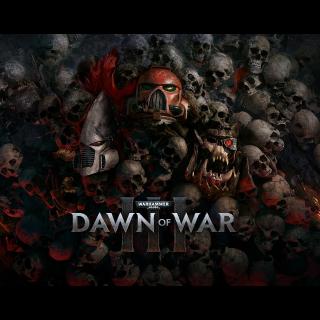 Warhammer 40,000 Dawn of War III - Steam - PC+Mac - INSTANT DELIVERY