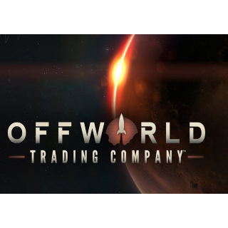 Offworld Trading Company - Steam - INSTANT