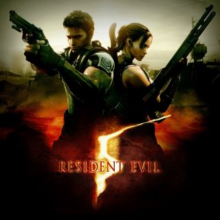 Resident Evil 5 - LINK