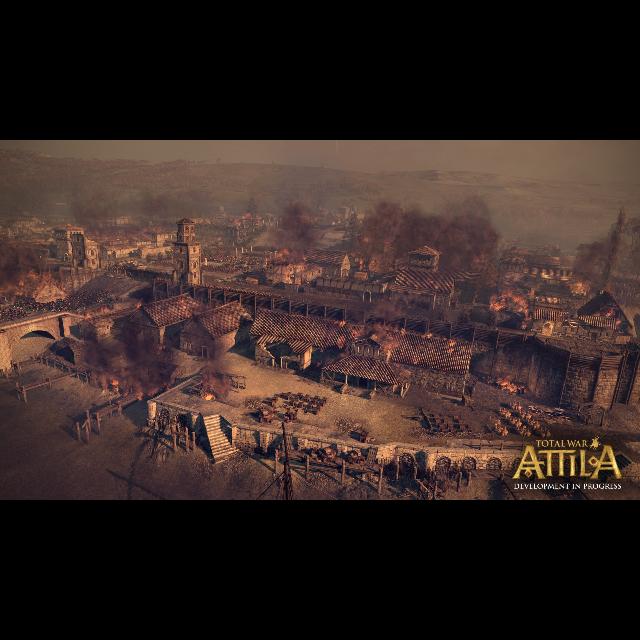 Total War Attila + Free Game - Steam - PC + Mac - INSTANT