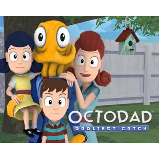 Octodad: Dadliest Catch - Steam - INSTANT