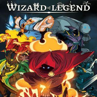 Wizard of Legend - LINK