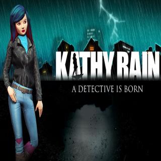 Kathy Rain - Steam - INSTANT
