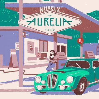 Wheels of Aurelia - LINK