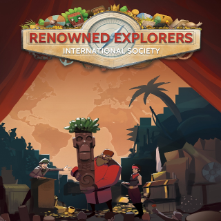 Renowned Explorers: International Society - Steam - INSTANT