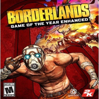 Borderlands GOTY ENHANCED Edition - Steam - INSTANT
