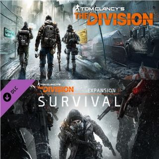 Tom Clancy's The Division + Survival DLC - NA