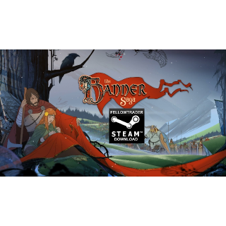 The Banner Saga - Steam - INSTANT DELIVERY