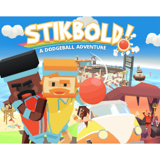 StikBold - Steam - INSTANT