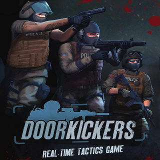 Door Kickers - Steam - INSTANT DELIVERY