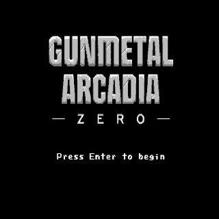Gunmetal Arcadia Zero - INSTANT