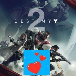 Destiny 2 Planet of Peace Exclusive Emblem - Rare