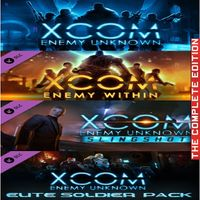XCOM: Enemy Unknown Complete Edition - INSTANT