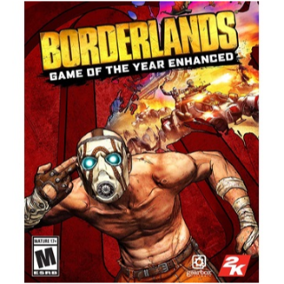 Borderlands GOTY ENHANCED Edition! - Steam - INSTANT DELIVERY!