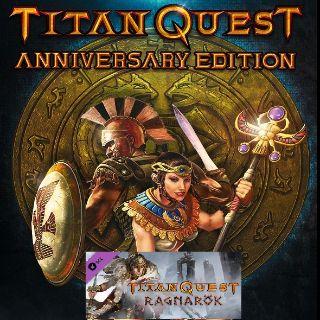 Titan Quest: Anniversary Edition + Ragnarok DLC