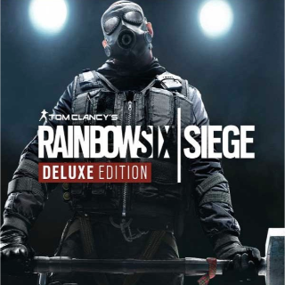 Rainbow Six Siege Deluxe Edition Uplay Link - INSTANT