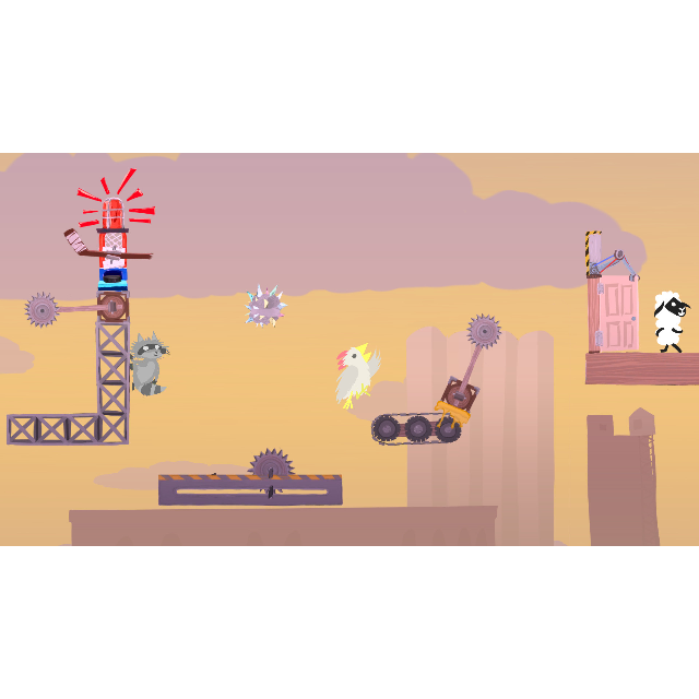 Ultimate Chicken Horse - Steam - INSTANT - Steam Games