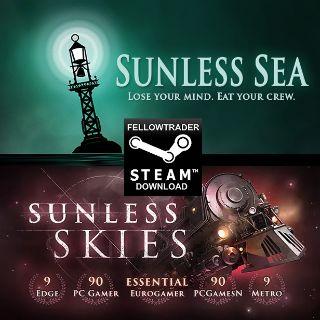 Sunless Sea & Sunless Skies Bundle