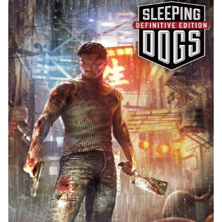Sleeping Dogs Definitive Edition - 24 DLCs! - INSTANT