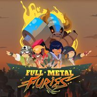 Full Metal Furies - INSTANT