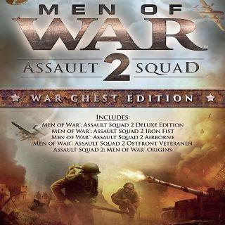 Men of War: Assault Squad 2 Warchest Edition